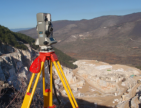 Geodesy and Topography of Mines