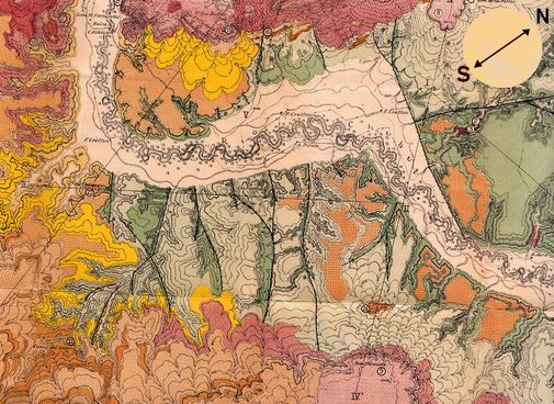 Geological Mapping and Tectonic Analysis