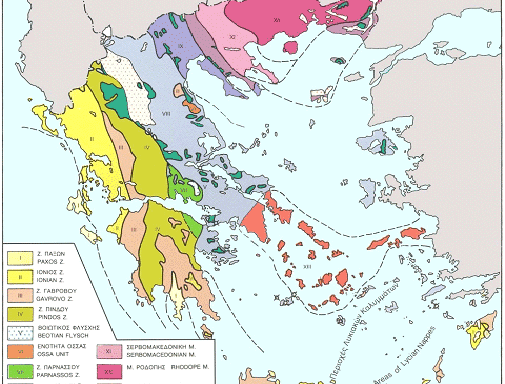 Geology and Economic Geology of Greece
