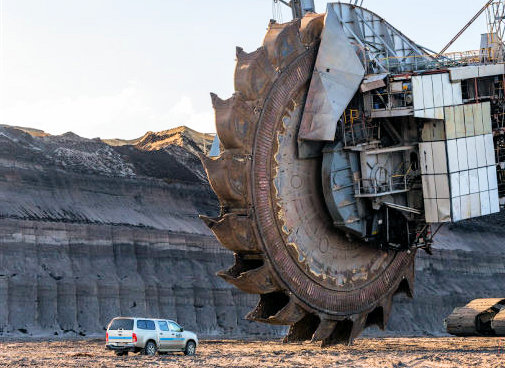 Rock Excavation II (Mechanical Excavation)